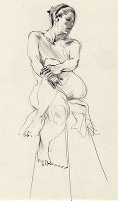 James Jean | Figure Drawing