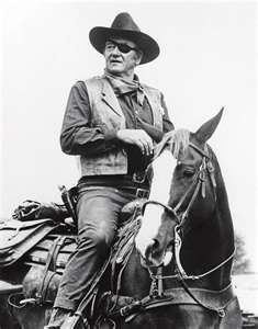 Actor John Wayne was a famous American actor who becomes the major box office hold in Hollywood history. John Wayne identified the American hero. John Wayne Quotes, John Wayne Movies, Viejo Hollywood, Old Hollywood, Hollywood Stars, Westerns, Actor John, True Grit, Western Movies