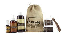Mens Shaving kit Best mens shave kit By EZ-BLADE Shaving Products