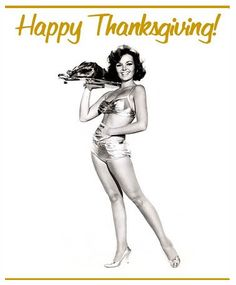 Happy Thanksgiving! from the 1960s