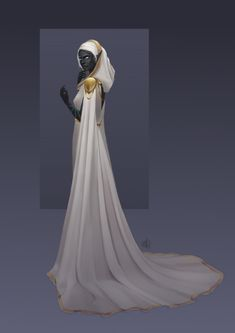A matriarch with a fondness of the color white. An interesting NPC for d&d, pathfinder, rpg Female Character Inspiration, Fantasy Character Design, Character Art, Character Ideas, Character Concept, Elf Characters, Fantasy Characters, The Elder Scrolls, Moon Elf