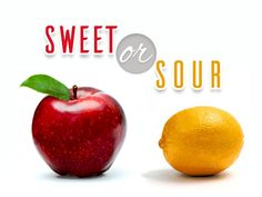 Be careful: Sour foods can be just as damaging to your #teeth as sweets due to their high acidity!