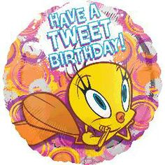Tweety Happy Birthday