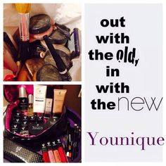 It's a NEW YEAR. Let's start it with a NEW YOU by making the SWITCH to Younique. You're skin and definitely you're lashes will be healthier and THANK YOU for it  :) www.youniqueproducts.com/JessicaHaro