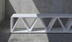 Construqta Bench by mmcité | azuremagazine.com