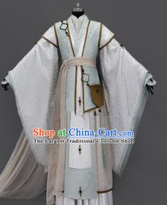 Customize Chinese Traditional Cosplay Prince Costumes Ancient Nobility Childe Swordsman Clothing for Men Costume Shop, Costume Dress, Ancient China Clothing, Prince Costume, Royal Prince, Dress Drawing, Chinese Clothing, Fantasy Dress, Traditional Fashion