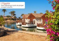 Séjour pas cher Egypte Look Voyages, partez en vacances en Egypte avec Look Voyages promo séjour à partir de 549,00 Euros en Séjour Hotel