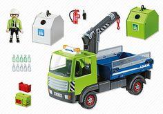 Glass Sorting Truck individuals Playmobil Australia | www.minizoo.com.au