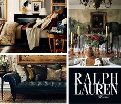 Ralph Lauren Home Archives, Unknown Collection, Advertisement English Decor, Home And Living, Ralph Lauren Home Living Room, Living Room Inspiration, Inspired Homes, Beautiful Interiors, Home Collections, Home Interior Design, Family Room