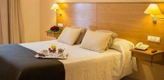 Habitación doble superior Hotel ATH Al-Medina Wellness 4 estrellas en Medina-Sidonia, Cádiz, España.