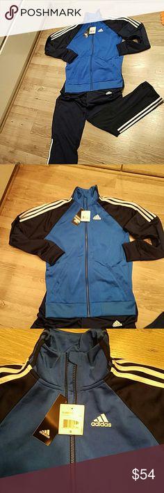 Adidas Tracksuit Men's Small NWT Adidas Jackets & Coats Performance Jackets