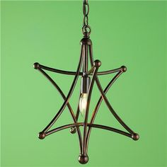 rustic star lantern pendant light  shades of light  Maybe under front porch?  girls bedroom