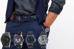 Şık bir kol saati için yüzlerce lira ödemeyin!