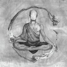 ॐ Transcend Reality ॐ: Photo - Piper L. Buddha Tattoo Design, Buddha Tattoos, Zen Tattoo, Shiva Tattoo, Back Tattoo, Lotus Tattoo, Tattoo Ink, Sketch Tattoo Design, Tattoo Sketches