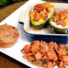 Recipes, 2013 Recipe ContestASEM, Avo-Sausage Egg Melt, Avo-Sausage Egg Melt / Premio Foods - Italian Sausage Recipe