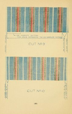 John Groom King | How to figure out and arrange pattern work for weaving colored fabrics, explained and illustrated, together with other simple rules and calculations pertaining to weaving departments | Charlotte, North Carolina: Washburn Press | English | 1915 | ❀