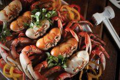 Os restaurantes de Fortaleza popularizaram a QUINTA DO CARANGUEJO, delícia para todas as idades e servida em todos os lugares.