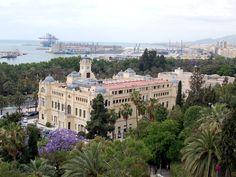 Ayuntamient (Town Hall) of Malaga