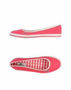 Lacoste Schuhe Damen Ballerinas