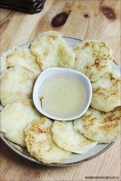 일본식 감자떡 이모 모찌 (모양은 그닥..맛은 굿)