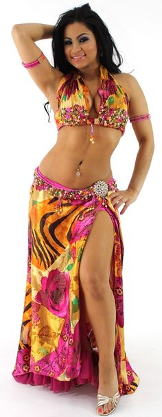 Eman Zaki costume