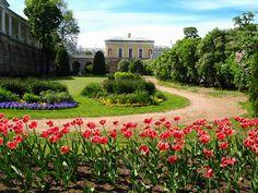 Rusko, Petrohrad-Carskoe Selo-Park 10