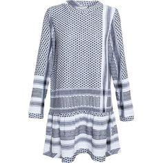Cecilie Copenhagen 'Keffiyeh' dress (€220) ❤ liked on Polyvore