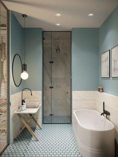 51 meilleures images du tableau Salle de bain 3m2   Salle de ...
