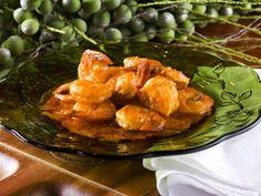 Gloria Estefan's camarones enchilados