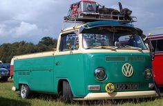 Volkswagen Type2 (Bus) Pick-Up – VW Truck « Volkswagen Lovers