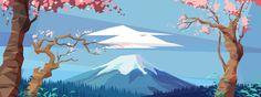 Samurai by Ariel Belinco, via Behance