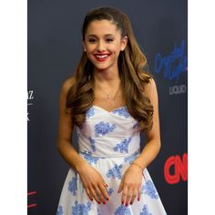 Ariana Grande at Styles Awards 2013 Ariana Grande Fotos, Ariana Grande Pictures, Cat Valentine, Nickelodeon Victorious, Bae, Dangerous Woman, Queen, Dimples, Woman Crush