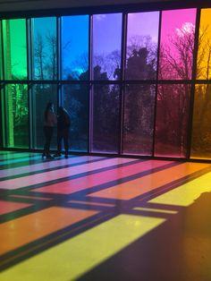 Misschien wel één van de mooiste plekken in het museum...