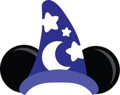 Sorcerer Mickey Hat with ears
