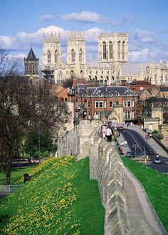 One of our favourite destinations, we are going to York on 6 different occassions this year! With the National Railway Museum, stunning Minster and a fantastic selection of cafes and tearooms, there will be plenty to do.