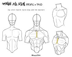 Human Body Drawing, Human Anatomy Drawing, Drawing Body Poses, Guy Drawing, Drawing Reference Poses, Drawing Lessons, Drawing Techniques, Drawing Tips, Body Anatomy