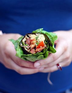 Letní Závitky s Tempehem, Cizrnou a Quinoou | Veganotic Raw Vegan, Vegan Vegetarian, Tempeh, Avocado Toast, Quinoa, Breakfast, Recipes, Food, Morning Coffee