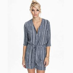 Almost sold out! Get yours ;) #justfemale #playsuit