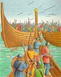 Viking sea battle - Google Search
