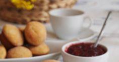 Ντόνατ Μάφινς γεμιστά με Μαρμελάδα Tableware, Blog, Dinnerware, Tablewares, Blogging, Dishes, Place Settings