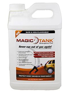 Magic Tank Emergency Fuel Half-Gallon Container Magic Tank Emergency Fuel http://www.amazon.com/dp/B00GT0N7ZA/ref=cm_sw_r_pi_dp_FhYPvb0W3FJVG