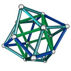 Geomag - Color 86 piezas, juego de construcción (254): Amazon.es: Juguetes y juegos