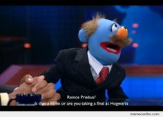 Michael Steele puppet on The Daily Show.