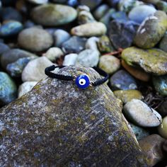 #pulseira  #macrame  #olhoturco #bracelet #evileye