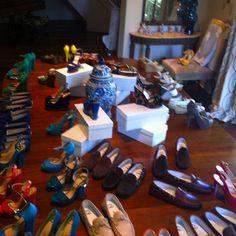 Dee Keller shoes....