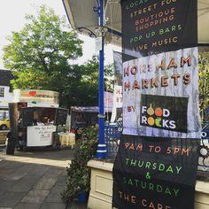 We are in Horsham today! @ #horshammarkets hosted by @foodrockssouth 9-5 come on down! #italianstreetfood #madewithlove #childrensparty #brightontrailer #brighton #ournonnaskitchen
