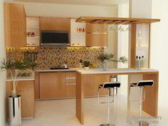 Model Kitchen Set Aluminium Modern Minimalis 9  Dapur  Pinterest Enchanting Kitchen Set Design Design Inspiration