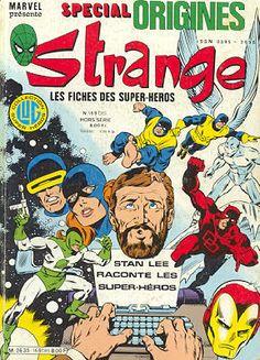 Strange Spécial Origines 169bis
