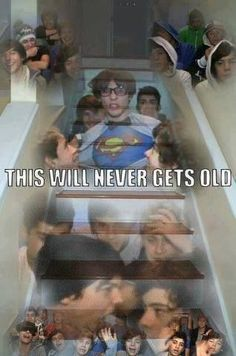 Love all of the video diaries. I miss it. I was just watching those last night... I cried.