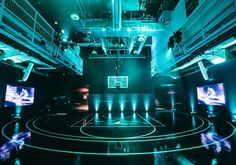 b69a27d57 Jordan Brand Gives Chicago s Station 23 a Black   Teal Makeover for Ultra  Fly Launch